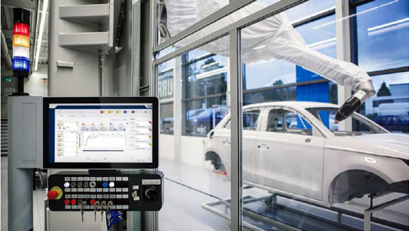 Advanced Analytics from Dürr bringing artificial intelligence to the paint shop