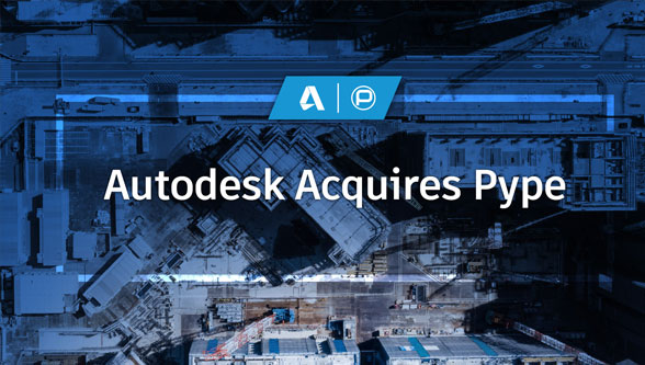 Autodesk to acquire Pype AI-powered construction software