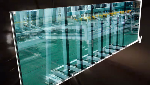 Glass in industrial applications
