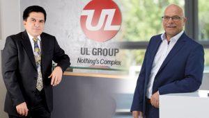 Dileep Miskin, Director, ULESSPL(Aucotec-India) and Olaf Streit, Executive Sales Director Asia-Pacific @ AUCOTEC