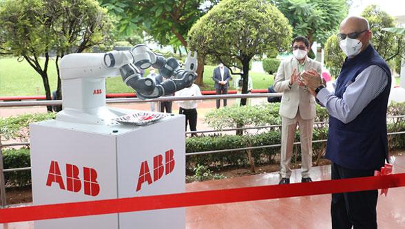 ABB India opens a new robotics facility