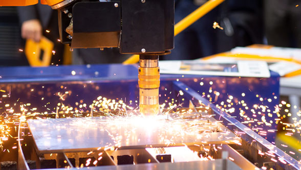 Kjellberg's digitally controlled plasma cutting system