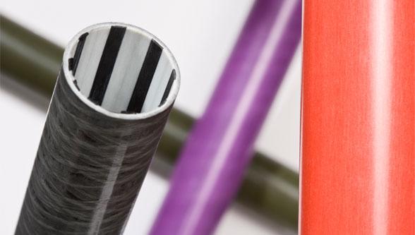 Fiber alignment in composite materials