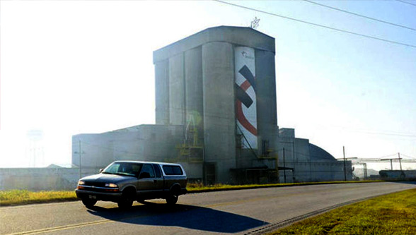 Land Stewardship Award for Holcim Holly Hill Cement Plant