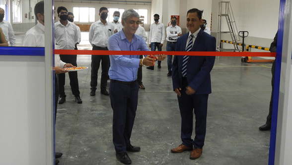 Schmersal India expands its export oriented unit in its Ranjangaon factory