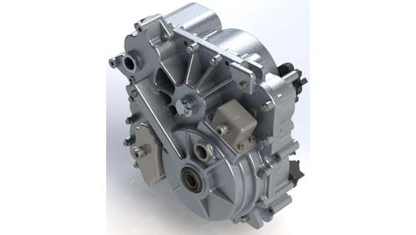 Inmotive introduces two-speed transmission for electric vehicles