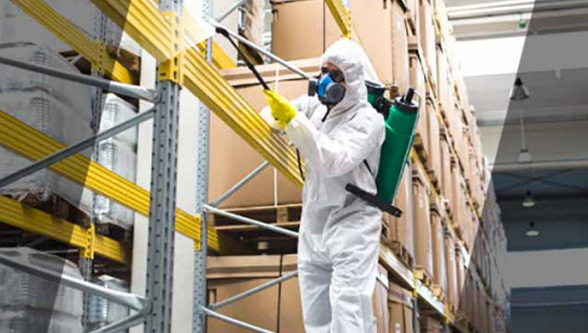 Covid -19 will drive sale of industrial hygiene products substantially